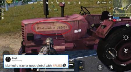 PUBG fans spot Mahindra tractor; Anand Mahindra asks 'what's this game about?'
