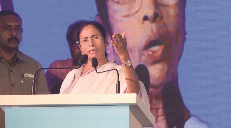 west bengal, mamata banerjee, west bengal bjp, 2019 elections, 2019 Lok Sabha election, mamata banerjee bjp polls, indian express