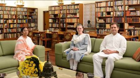Mamata meets Sonia Gandhi, discusses possibility of alliance ahead of 2019 elections