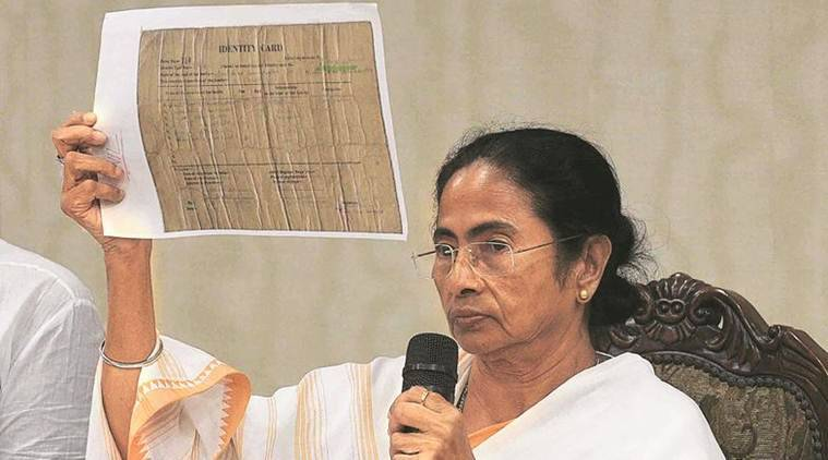 Mamata Banerjee: Those who question NRC are taken to detention camps