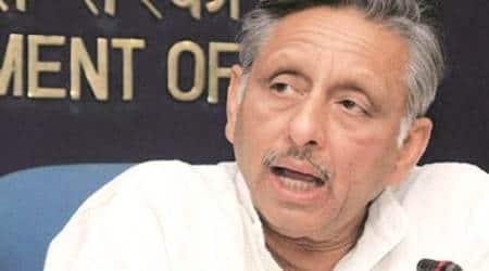 Mani Shankar Aiyar was suspended on December 7.