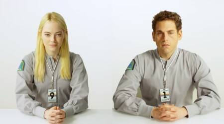 maniac on netflix starring emma stone and jonah hill