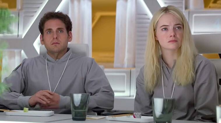 Emma Stone & Jonah Hill Face Multiple Realities in First Trailer for 'Maniac'