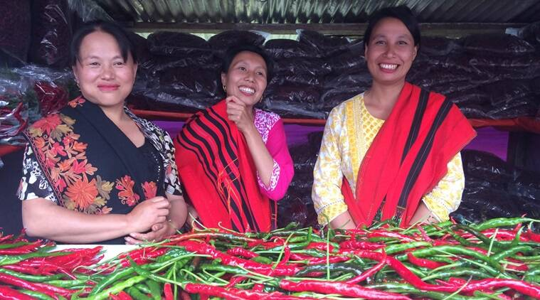 Manipur: Demand for unique chilli found only in Ukhrul village soars