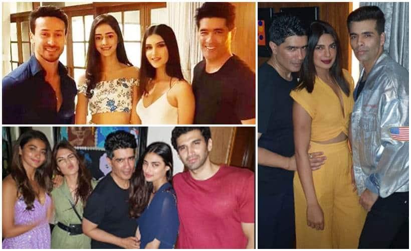 Manish Malhotra party photos 6