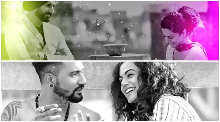 Manmarziyaan song Grey Walaa Shade