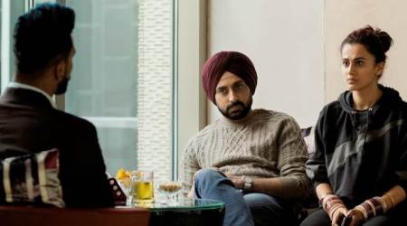 Manmarziyaan trailer: Abhishek, Vicky and Taapsee film looks like an intense love triangle