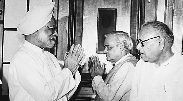 Congress pays tribute: Atal Bihari Vajpayee was a man with a very large heart