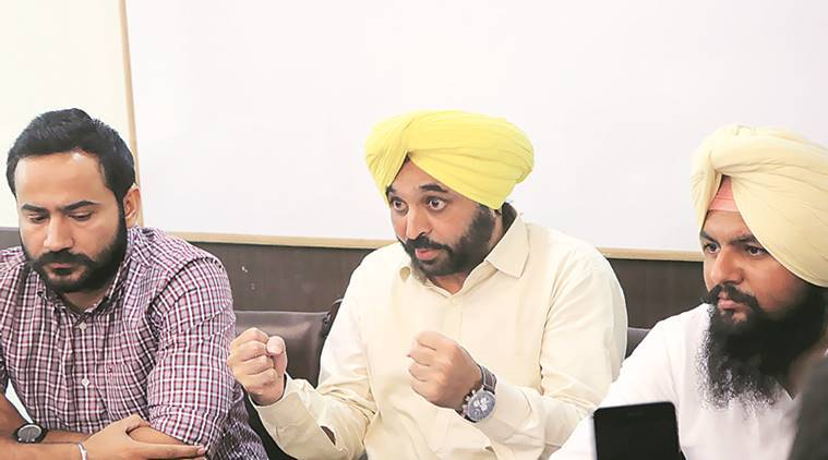 Either Kejriwal does intend to be Punjab CM - or AAP just