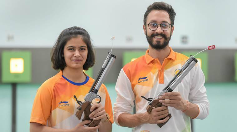 Asian Games 2018 Live Streaming India Shooting Live score and updates: Manu Bhaker, Apurvi Chandela to star