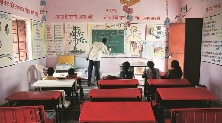 Maratha quota: Parents protest by keeping children away from school