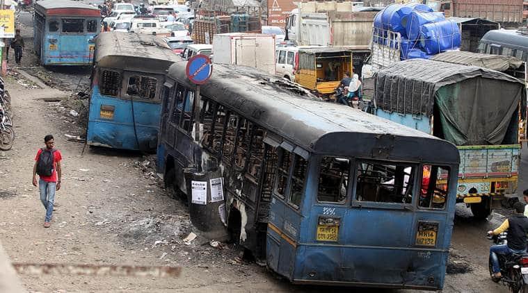 man commits suicide over maratha quota stir