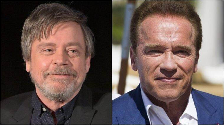 When Mark Hamill advised Arnold Schwarzenegger to lose the accent and change his last name
