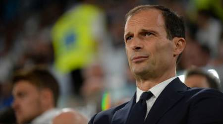 Juventus coach Massimiliano Allegri still trying to fit the pieces together