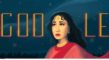 Meena Kumari, Tragedy Queen, remembered by Google Doodle on 85th birth anniversary