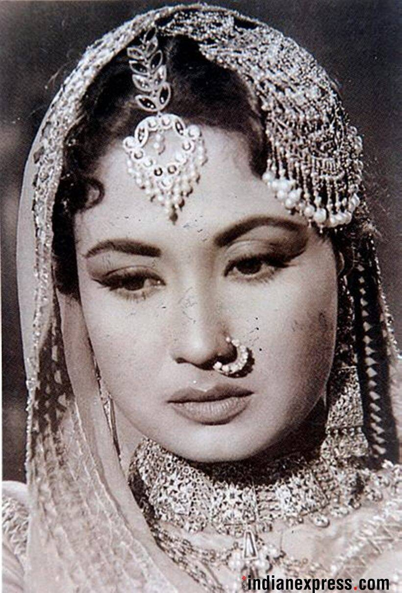 meena kumari's 85th birth anniversary