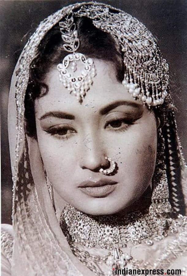 meena kumari's 85th birth anniversary