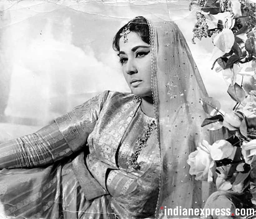 meena kumari's birth anniversary