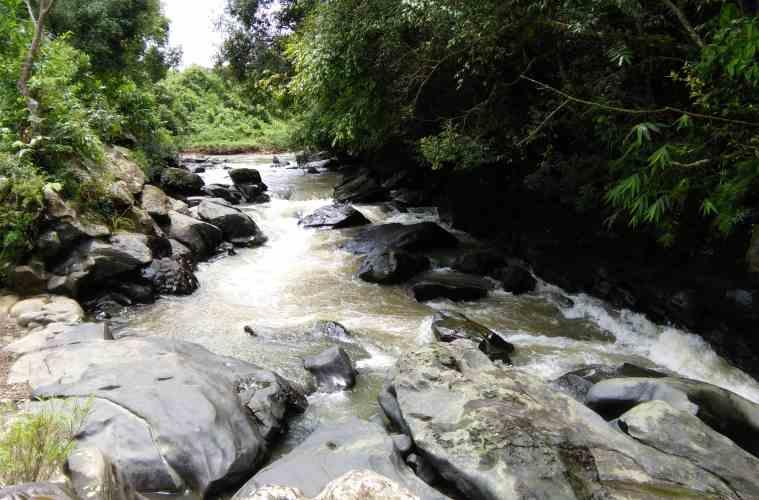 Meghalaya Kayak, Shillong Whitewater Village,