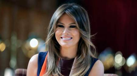 Melania praises LeBron James following Donald Trump' scathing tweet