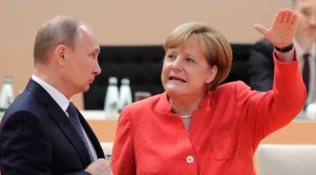 Angela Merkel, Vladimir Putin share a headache: Donald Trump