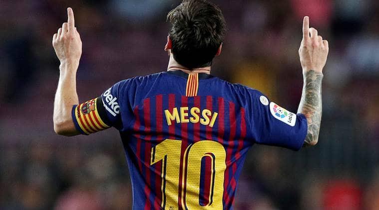 La Liga: Lionel Messi scores Barcelona's 6,000th league goal