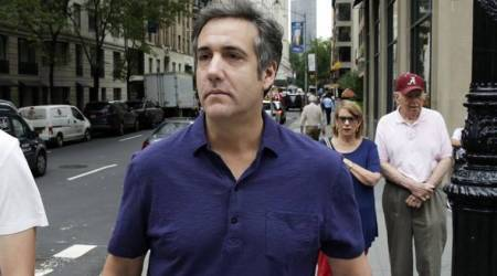 Robert Mueller probe gets information from ex-Trump lawyer Michael Cohen