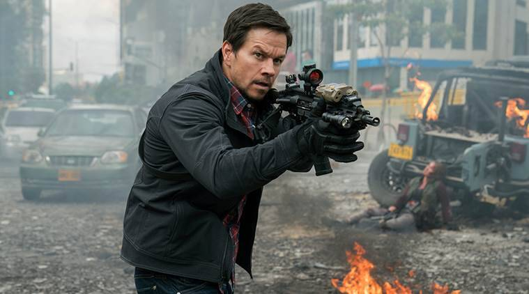 Mile 2 review Mark Wahlberg