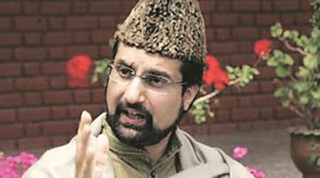 """He always saw Kashmir as a human problem,"" Mirwaiz Umar Farooq said."