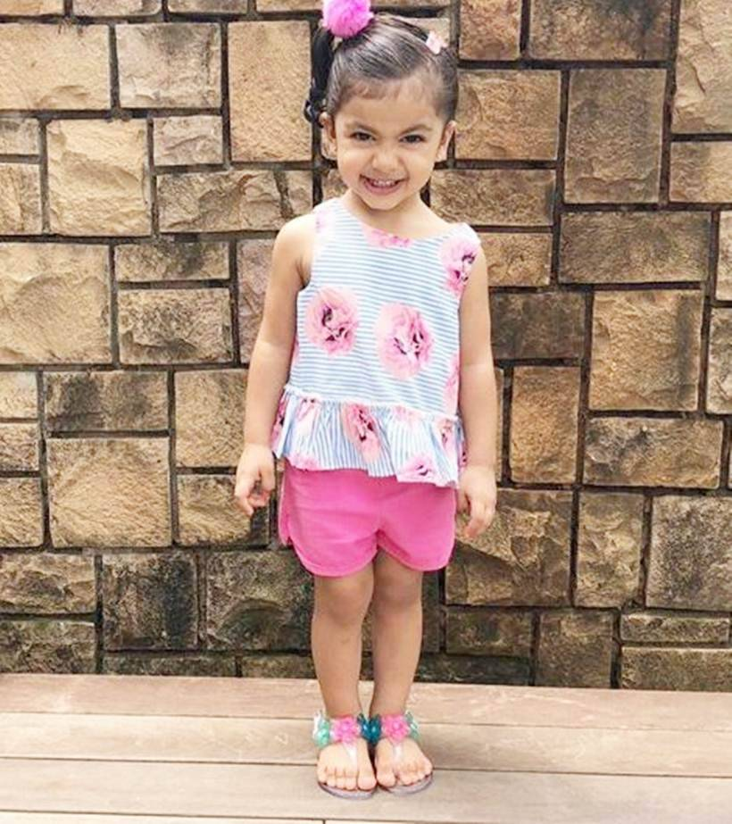 misha kapoor birthday photos
