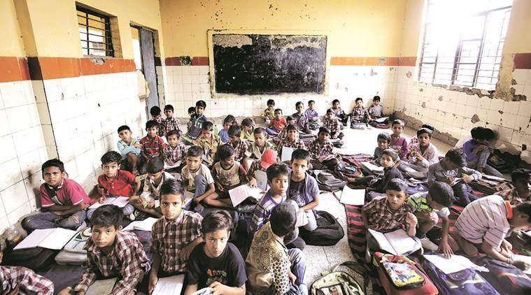 Delhi government, Mission Buniyaad scheme, delhi education, delhi news, indian express news