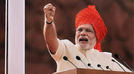 Full text of Modi's Independence Day speech