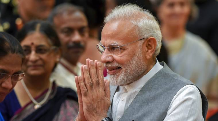 PM Modi: Some people use the social media to spread dirt
