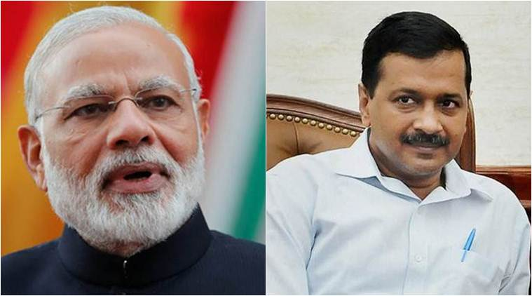 PM Modi wishes Arvind Kejriwal on his birthday