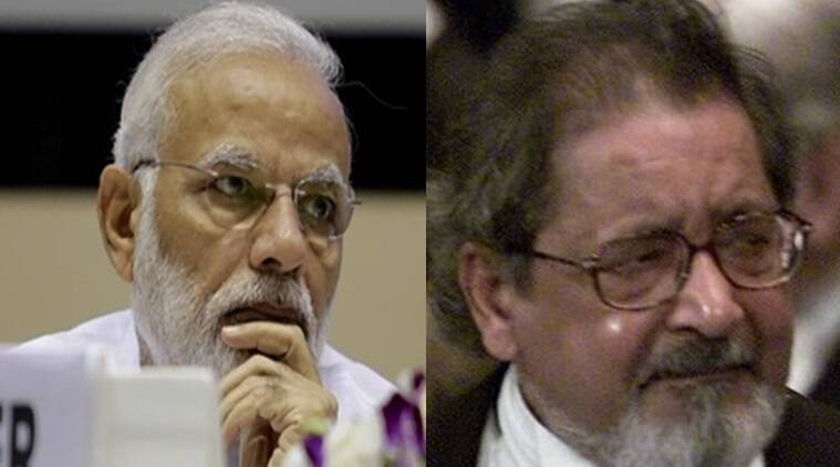 PM Modi condoles the death of author V S Naipaul