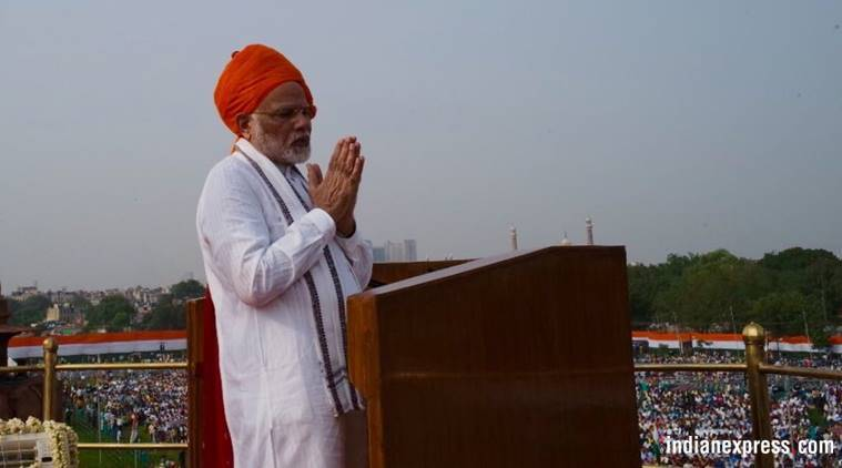 Independence Day 2018: PM Narendra Modi resumes trend of