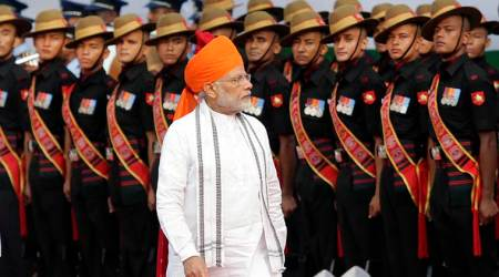 How PM Modi's look and speech changed with every Independence Day since 2014
