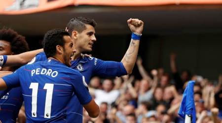 Chelsea beat Arsenal 3-2 in London derby thriller