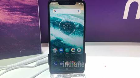 Motorola One Power first impressions: Android One device with unique design, massive battery