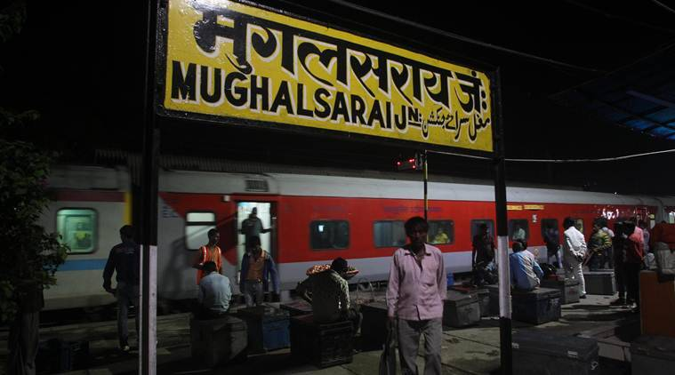 Mughalsarai railway station will be renamed as Deen Dayal Upadhyaya station tomorrow