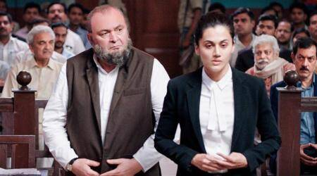Mulk box office collection Day 4: Rishi Kapoor film doing fairly well