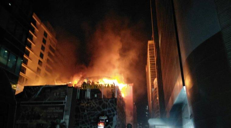 On the night of December 29 last year, there was a major fire at the Mojo's Bistro restaurant in the Kamala Mills Compound located in Lower Parel area.