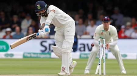 India vs England 2nd Test Day 2 Live Cricket Score Streaming, Ind vs Eng Live Score: India lose both openers before rain interrupts play