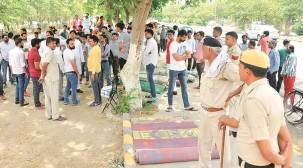 Namaz row: Letter goes out to Gurgaon police chief