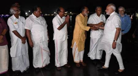 Kerala floods: MLAs call out for help as PM Modi reaches state to take stock of situation