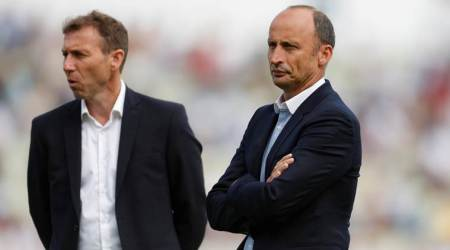 Nasser Hussain after India's loss: It's men against boysnow
