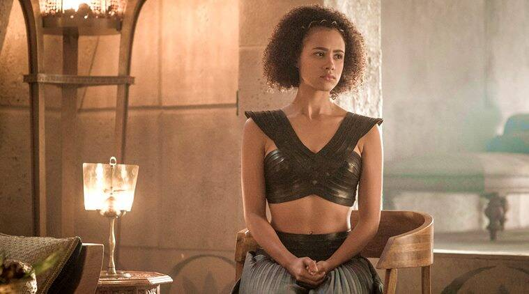 Game of Thrones star Nathalie Emmanuel: Final season will be incredibly satisfying yet heartbreaking | Entertainment News,The Indian Express