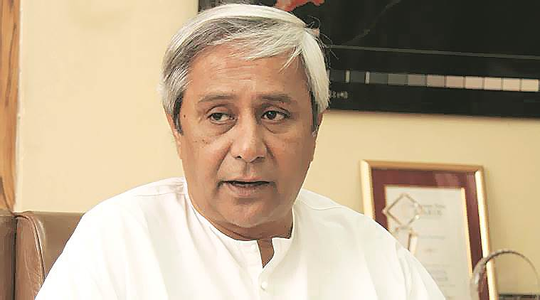 Patnaik seeks support of all CMs on Women's Reservation Bill