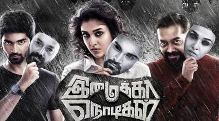 Imaikka Nodigal starring Nayanthara and Anurag Kashyap cleared for release