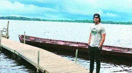 Neeraj Chopra: Finding peace in Finnishbackyard